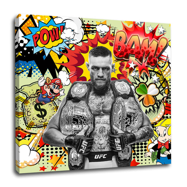 ''Conor Mcgregor'' Canvas