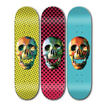 """Forever"" Skateboard set of 3"