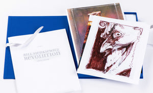 Bill Sienkiewicz: Revolution, Volume I (Limited Edition)