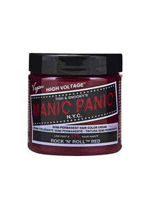 Manic Panic Classic Cream Hair Colour - Rock N Roll Red - Kate's Clothing