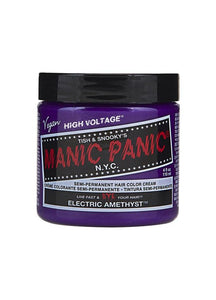 Manic Panic Classic Cream Hair Colour - Electric Amethyst - Kate's Clothing