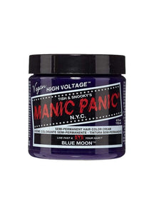 Manic Panic Classic Cream Hair Colour - Blue Moon - Kate's Clothing