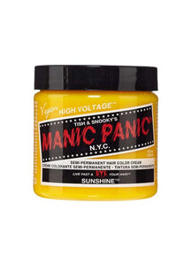 Manic Panic Classic Cream Hair Colour - Sunshine - Kate's Clothing