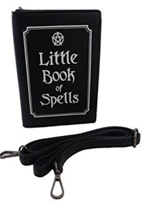 Gothx Little Book Of Spells Bag - Kate's Clothing