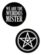 Load image into Gallery viewer, We Are The Weirdos Coaster Set - Kate's Clothing