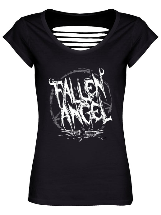 Fallen Angel Razor Back T-Shirt