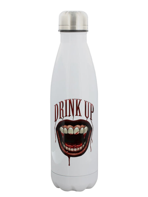 Drink Up Stainless Steel Water Bottle