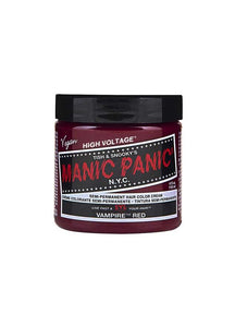 Manic Panic Classic Cream Hair Colour - Vampire Red - Kate's Clothing
