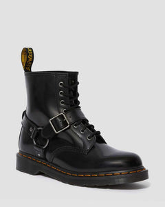 Dr. Martens 1460 Harness Leather Ankle Boots - Kate's Clothing