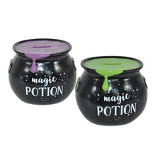 Load image into Gallery viewer, Gothic Gifts Magic Potion Money Box - Green - Kate's Clothing