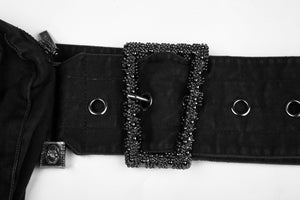 Punk Rave Steampunk Pocket Belt - Kate's Clothing