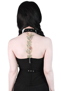 Killstar Remi Halter Top - Kate's Clothing