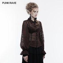 Load image into Gallery viewer, Punk Rave Temptress Shirt