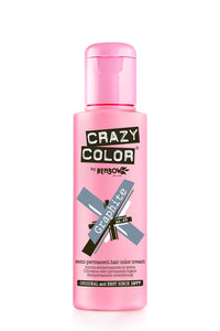 Crazy Colour Semi Permanent Hair Dye - Graphite - Kate's Clothing