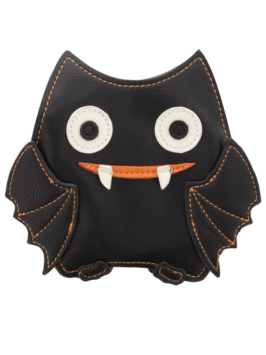 Sleepyville Critters Small Bat Coin Purse - Kate's Clothing