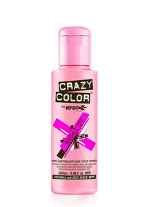 Crazy Colour Semi Permanent Hair Dye - Rebel UV - Kate's Clothing