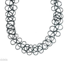 Load image into Gallery viewer, Gothic Attitude Stretch Tattoo Choker - Kate's Clothing