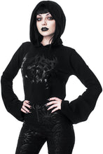 Load image into Gallery viewer, Killstar Entombed Hood Sweater - Kate's Clothing