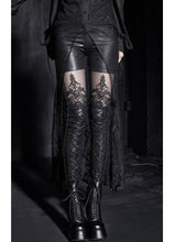 Load image into Gallery viewer, Punk Rave Macbeth Leggings - Kate's Clothing