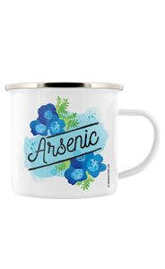 Arsenic Enamel Mug - Kate's Clothing