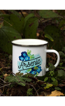 Load image into Gallery viewer, Arsenic Enamel Mug - Kate's Clothing