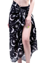 Load image into Gallery viewer, Killstar Under The Stars Sarong - Kate's Clothing