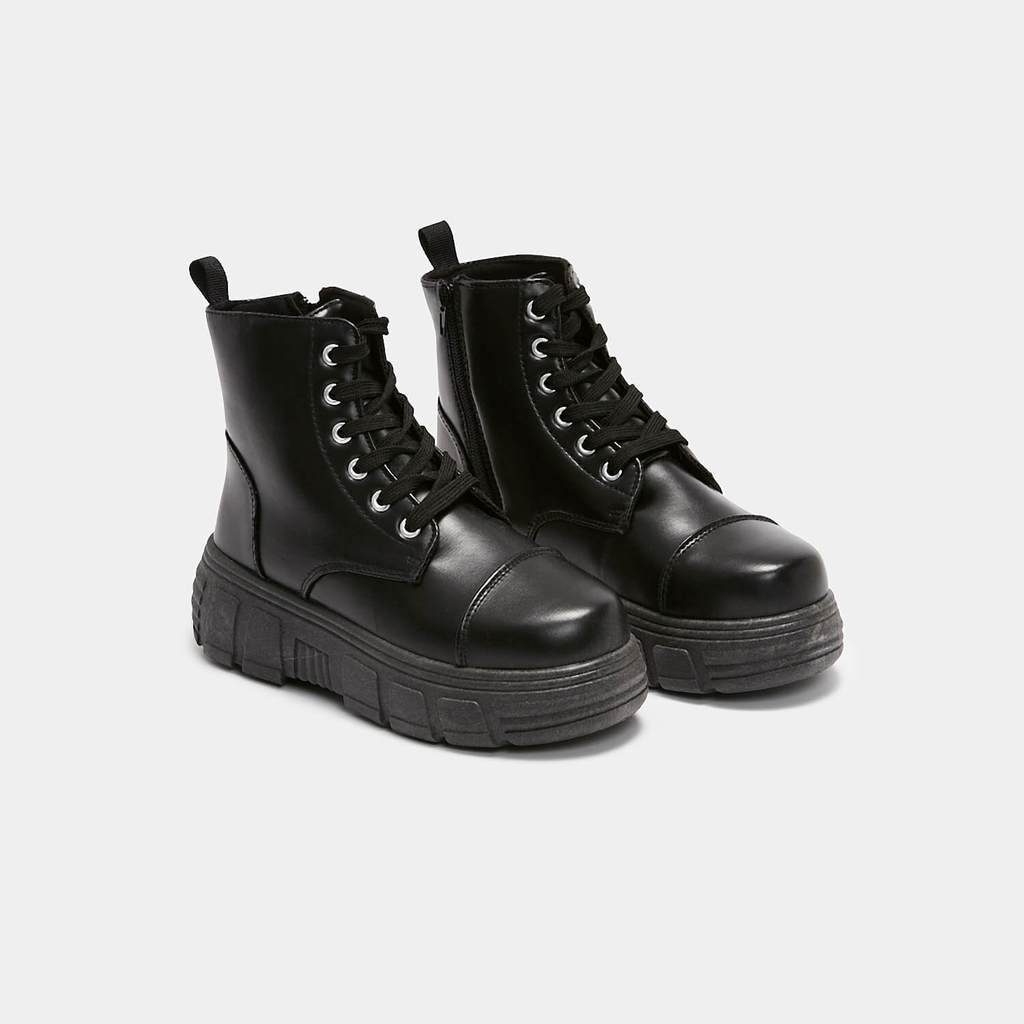 Koi Makalu Black Core Boots - Kate's Clothing