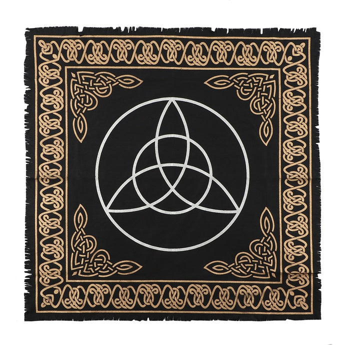 Gothic Gifts Triquetra Altar Cloth