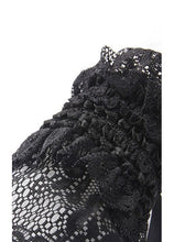 Load image into Gallery viewer, Dark In Love Eva Lace Gloves