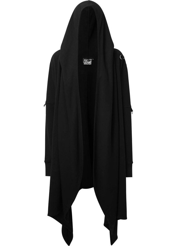 Killstar Assassins Hooded Cardigan - Kate's Clothing