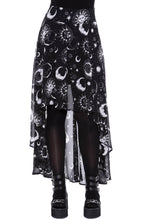 Load image into Gallery viewer, Killstar Astal Light Maxi Skirt - Kate's Clothing