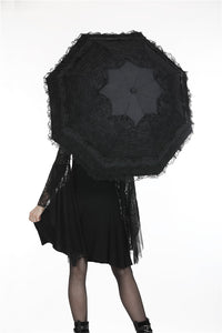 Dark In Love Ada Telescopic Umbrella