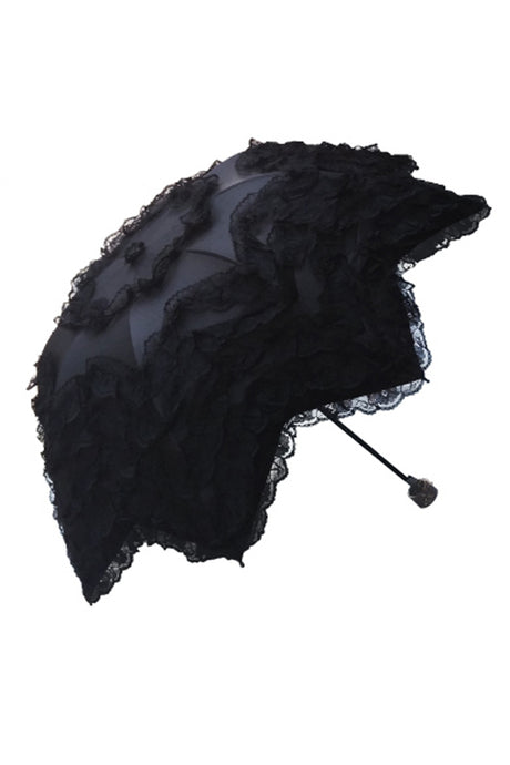Dark In Love Audrey Telescopic Umbrella