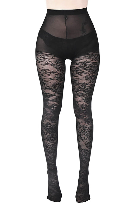 Killstar Bloodlust Tights - Kate's Clothing
