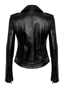 Killstar Vegan Leather Jacket - Kate's Clothing
