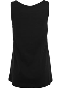 Gothic Attitude Plus Size Classic Vest Top - Kate's Clothing