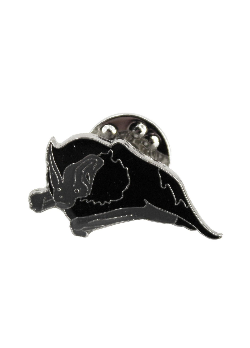 Bat Conservation Trust Barbastelle Bat Pin Badge