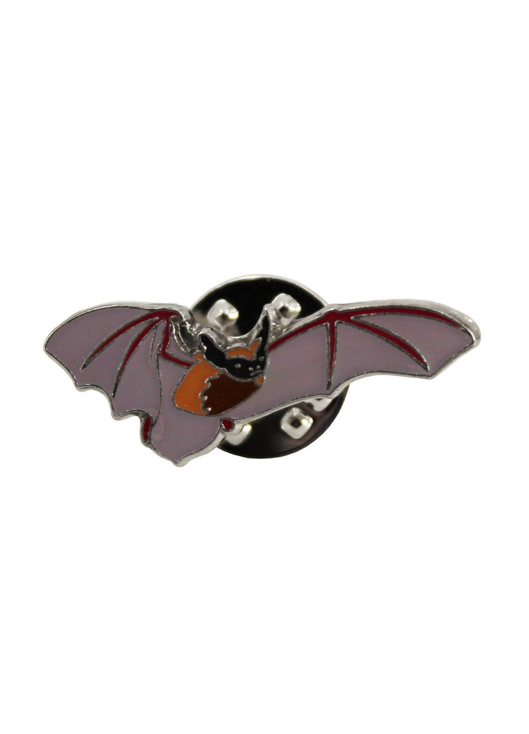 Bat Conservation Trust Common Pipistrelle Bat Pin Badge - Kate's Clothing