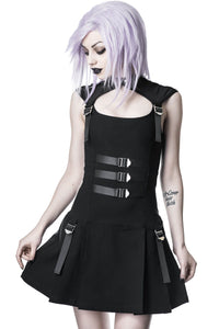 Killstar Amplified Skater Dress - Kate's Clothing