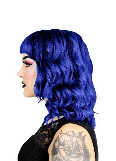 Herman's Amazing Direct Hair Colour - Bella Blue - Kate's Clothing
