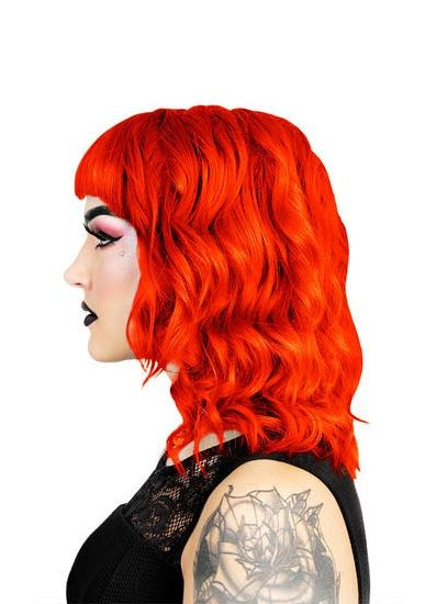 Herman's Amazing Direct Hair Colour - UV Bloody Mary - Kate's Clothing