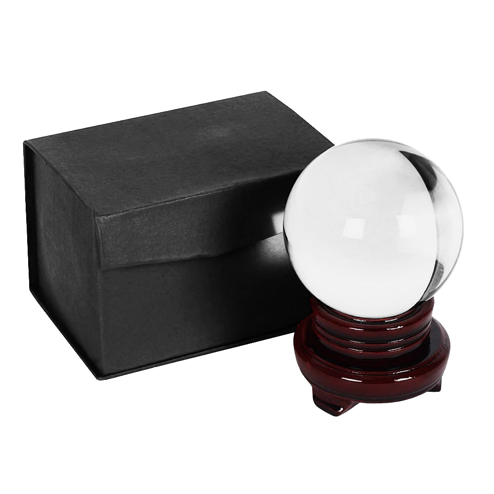 Gothic Gifts 10cm Crystal Ball - Kate's Clothing