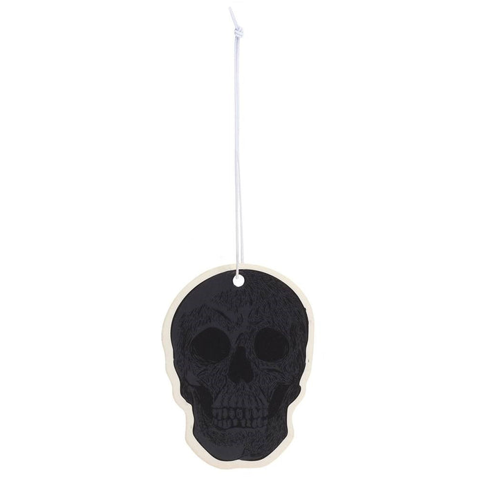 Gothic Gifts Skull Air Freshener - Kate's Clothing