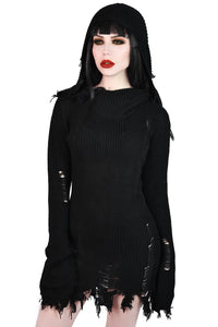 Killstar Chakra Knit Tunic - Kate's Clothing
