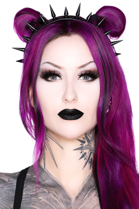 Killstar Chloe Chaos Headband - Kate's Clothing