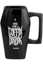 Load image into Gallery viewer, Killstar B-GRADE Coffin Break Mug - Kate's Clothing