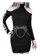 Load image into Gallery viewer, Killstar Curses Chain Belt - Kate's Clothing