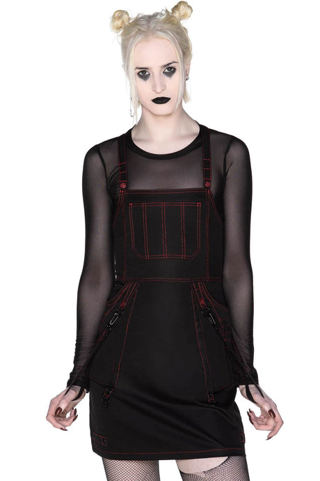 Killstar Dark Daydreams Dress - Kate's Clothing