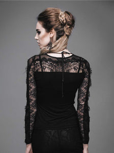 Devil Fashion Akasha Top - Kate's Clothing