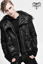 Load image into Gallery viewer, Devil Fashion Mens Cassius Jacket - Kate's Clothing